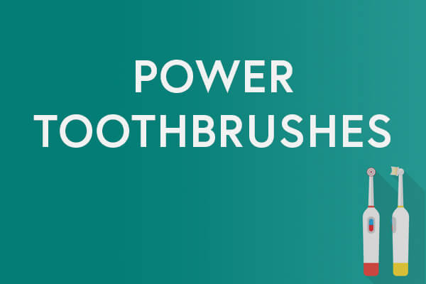 power and electric toothbrushes