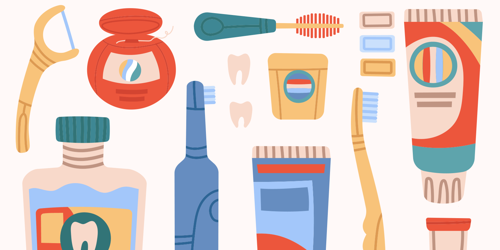 Maintaining your oral health at home